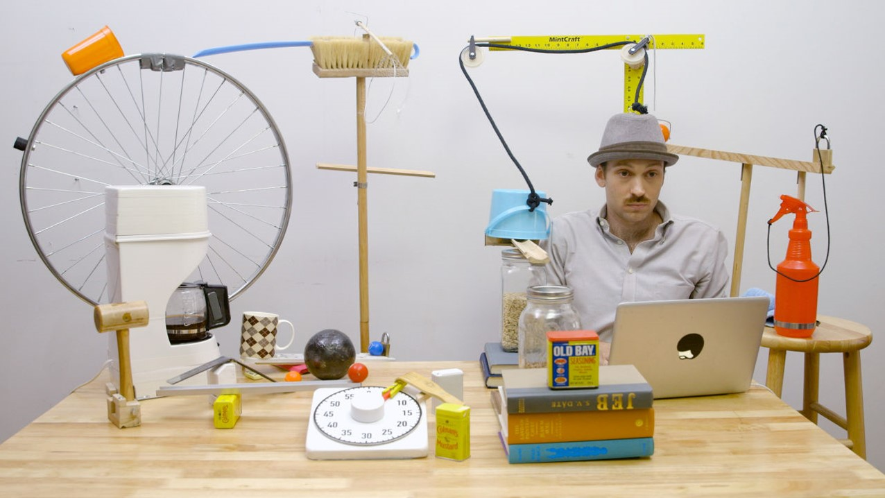 Rube Goldberg Machine - Wertz Consulting Process Evaluation