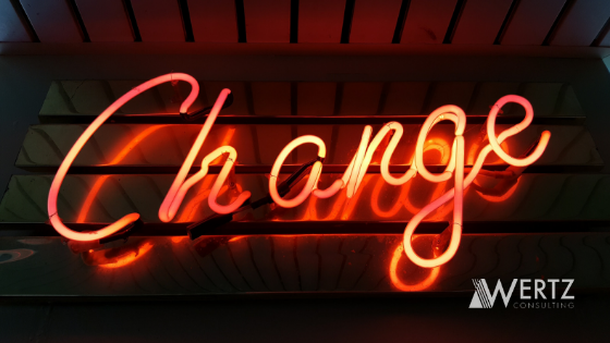 Change Agility - The New Way To Handle Change